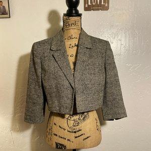 Kasper cropped blazer/jacket, size 12P